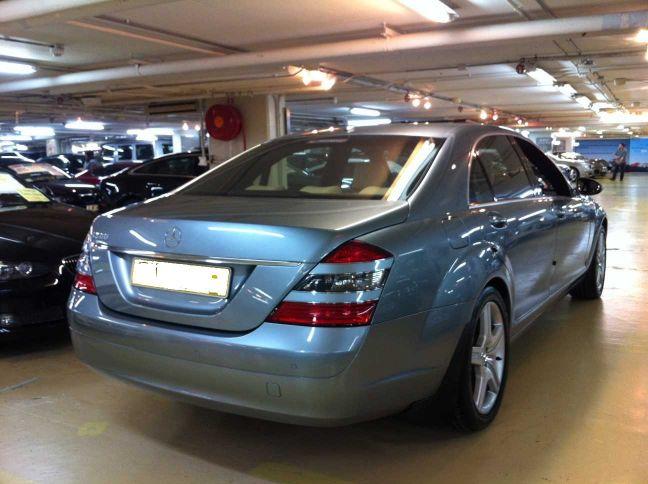 Benz S500 L 2006