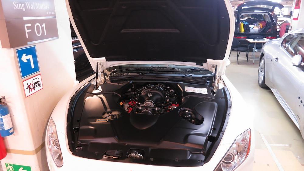 Maserati GranCabrio 4.7 2010