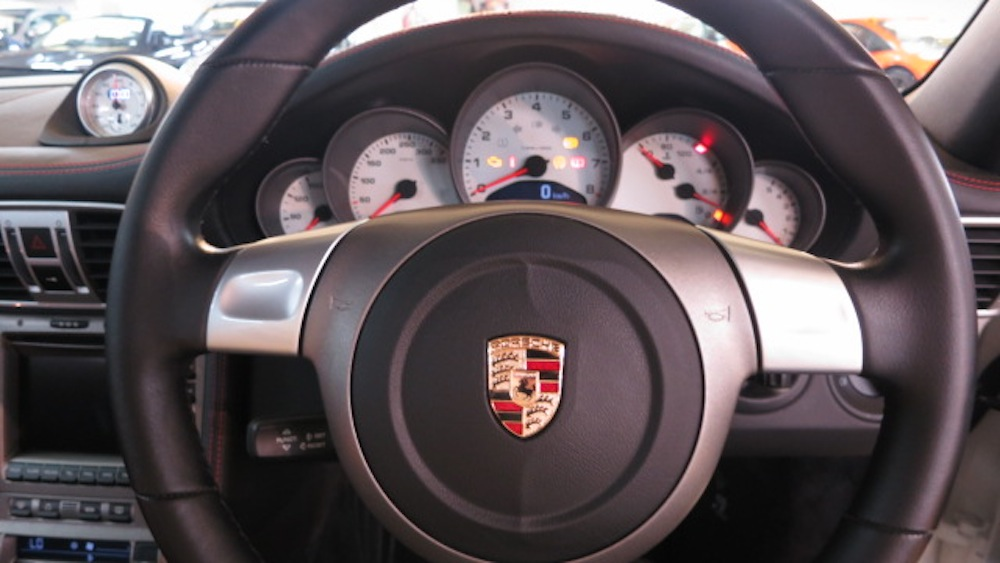 Porsche 997 Carrera 4S Conv. 2006