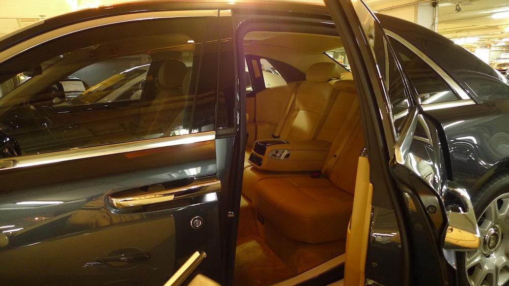 Rolls Royce Ghost 2010