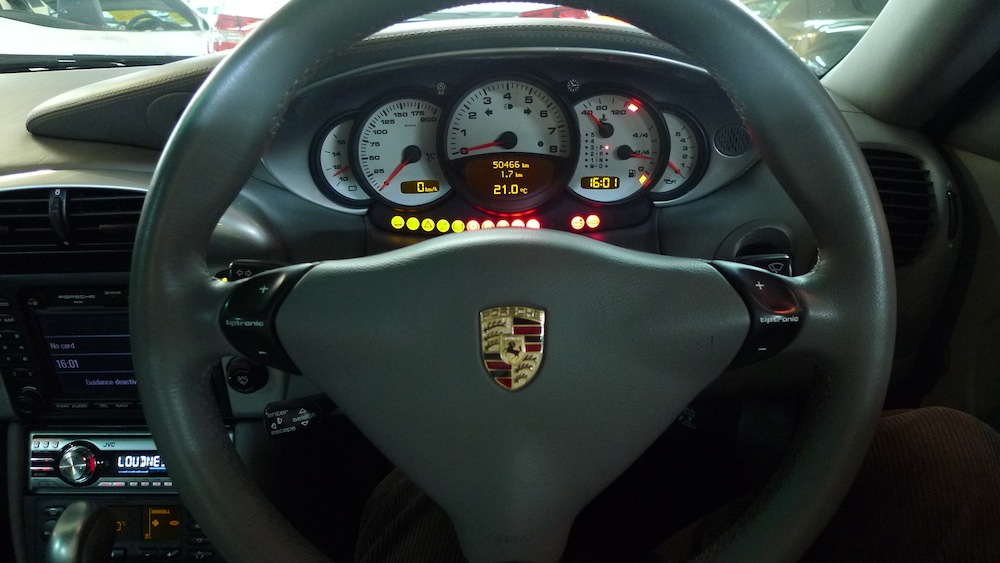 Porsche 996 Carrera 2 2003