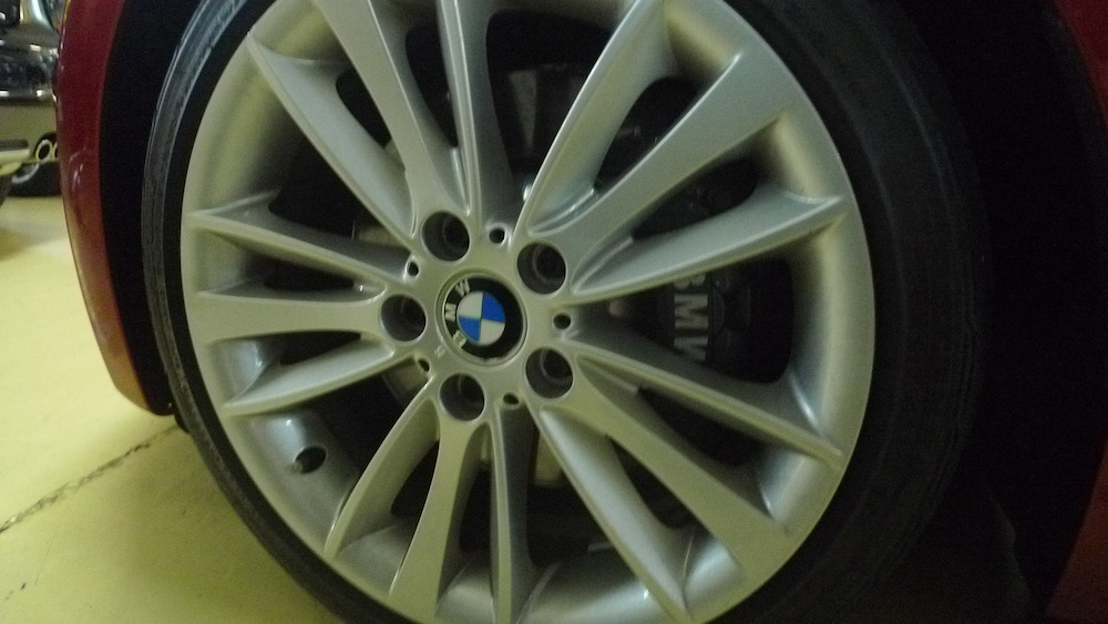 BMW 135i Coupe 6M/T 2008