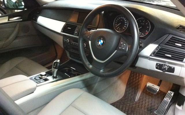 BMW X5 3.0si 7-Seater 2009