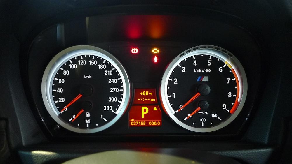 BMW M3 DCT Saloon 2008