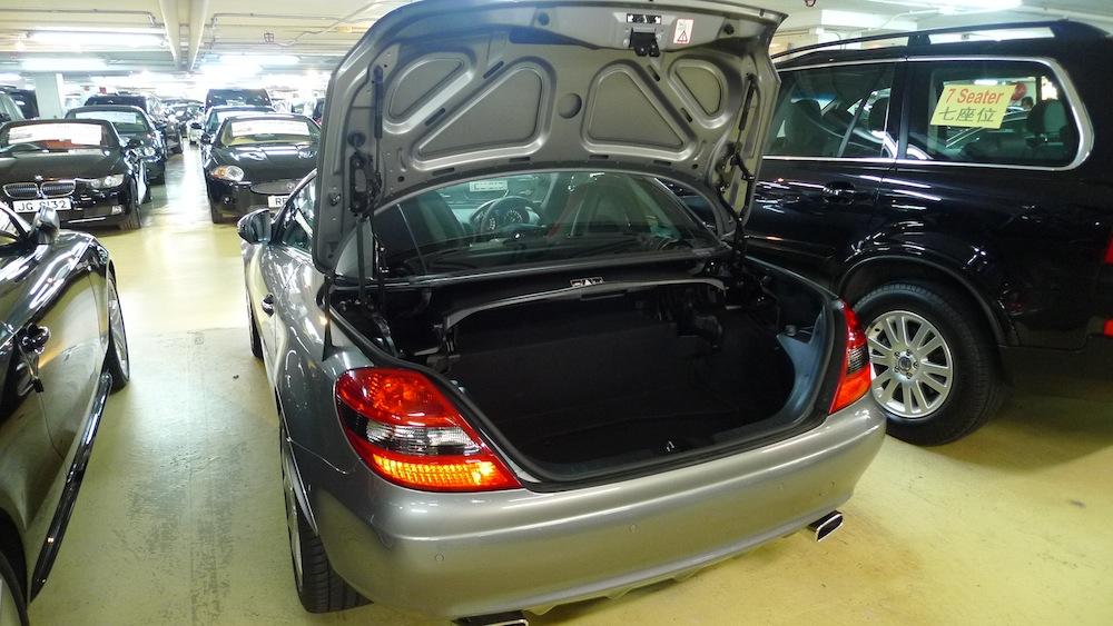 Benz SLK200 2010