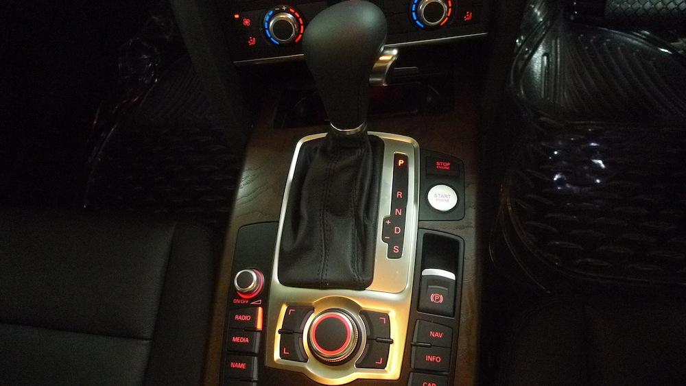 Audi A6 FSI Quattro 2010