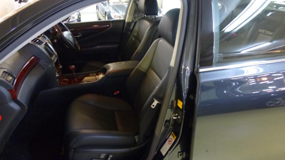 Lexus LS600HL-5 2008