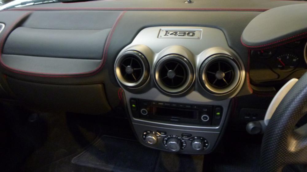 Ferrari F430 SPIDER F1 2008