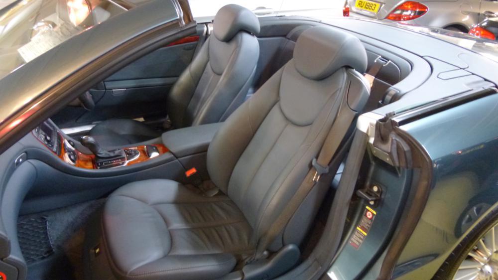 Benz SL350 2004