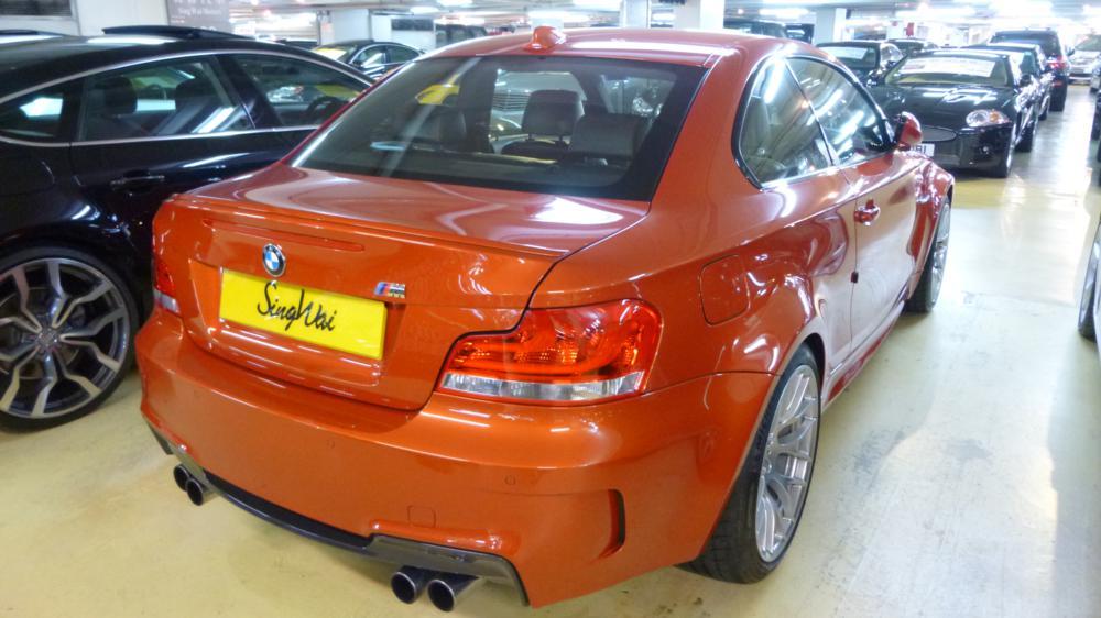 BMW 1M 2012