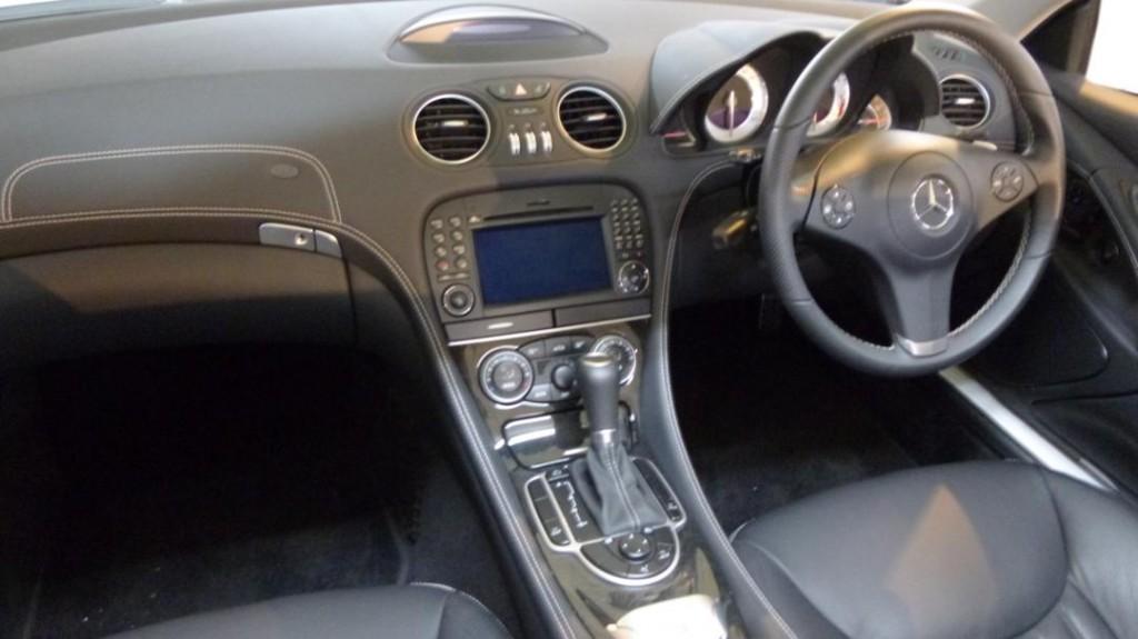 Benz SL350 2008
