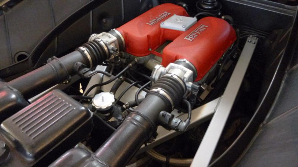 Ferrari F360 Modena F1 2002