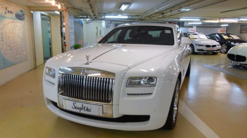 R.ROYCE GHOST EWB 2012