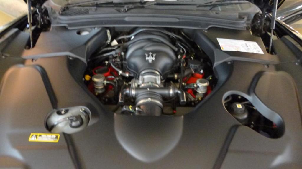 Maserati Granturismo MC Stradale 2012