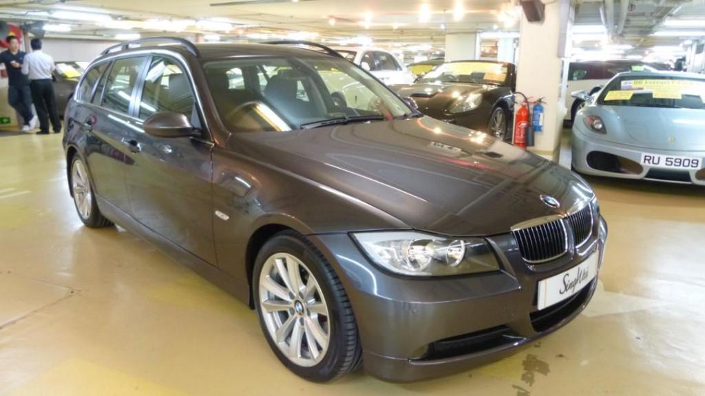 BMW 323IA Touring 2008