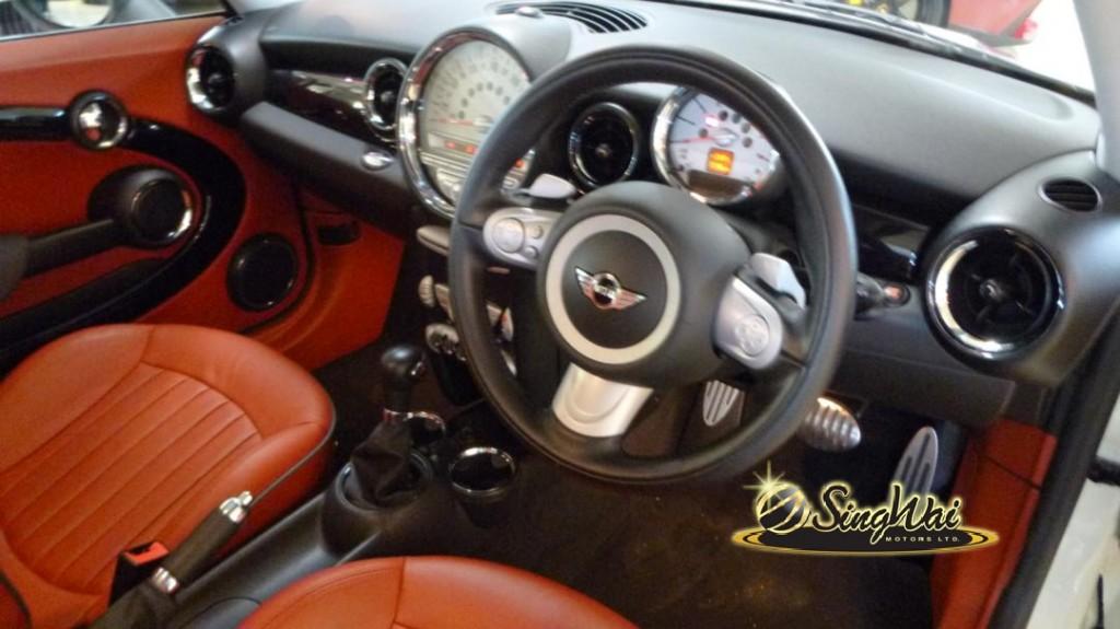 MINI Cooper S 2009