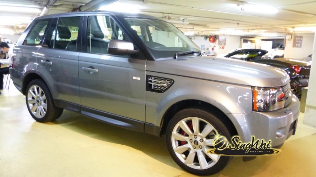 Range Rover Sport 5.0 Supercharge 2013