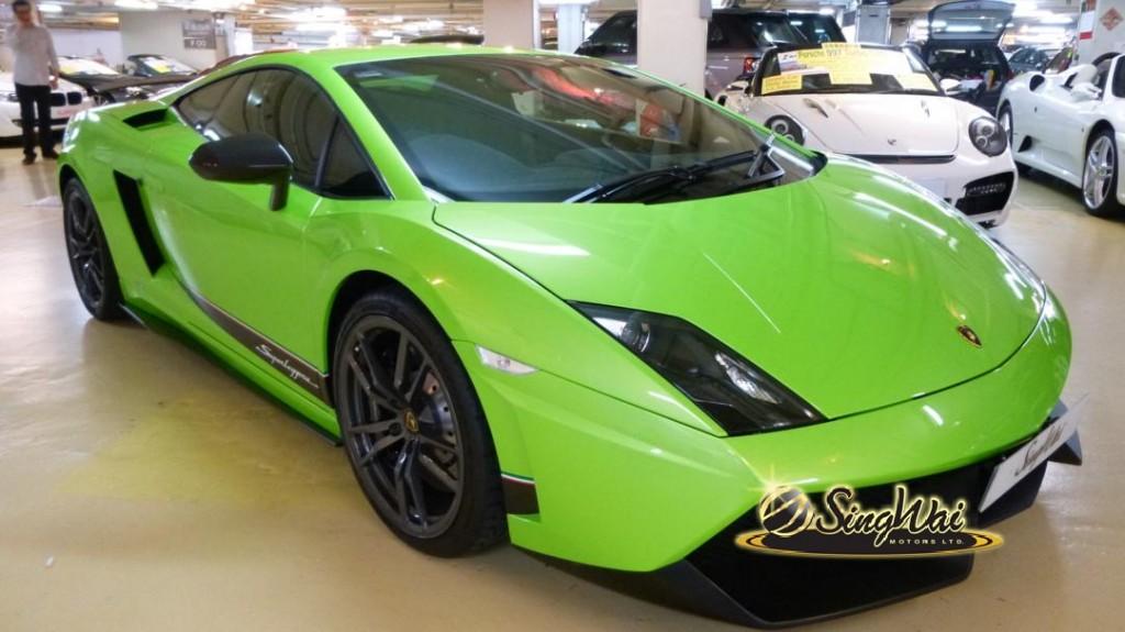 Lamborghini LP570-4 Superleggera 10/11