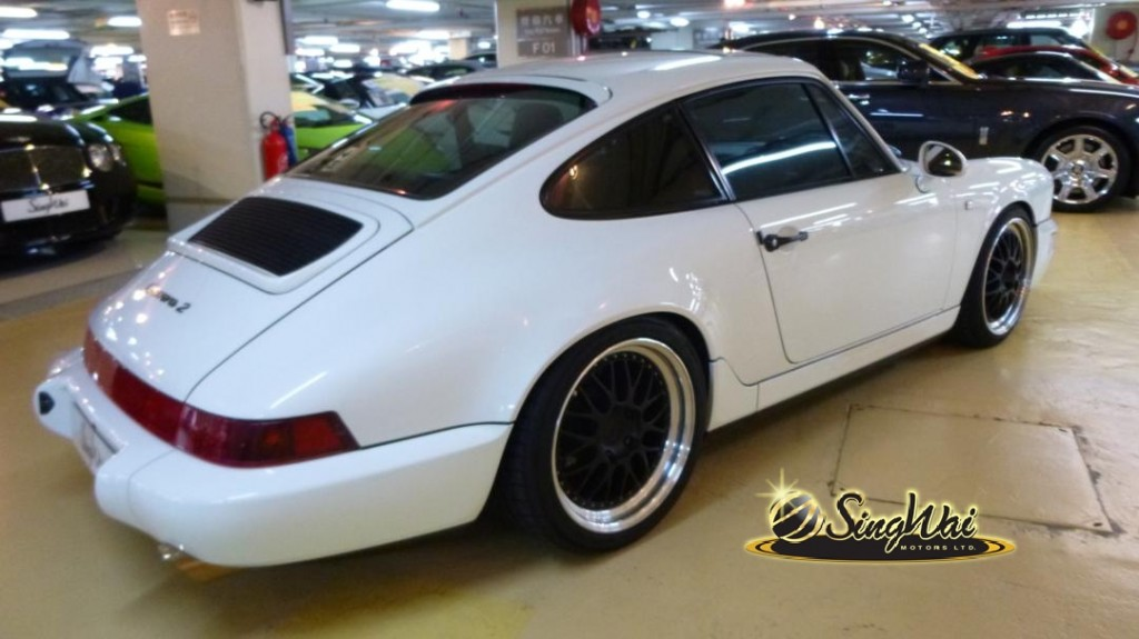 1992 PORSCHE 964 CARRERA 2 911