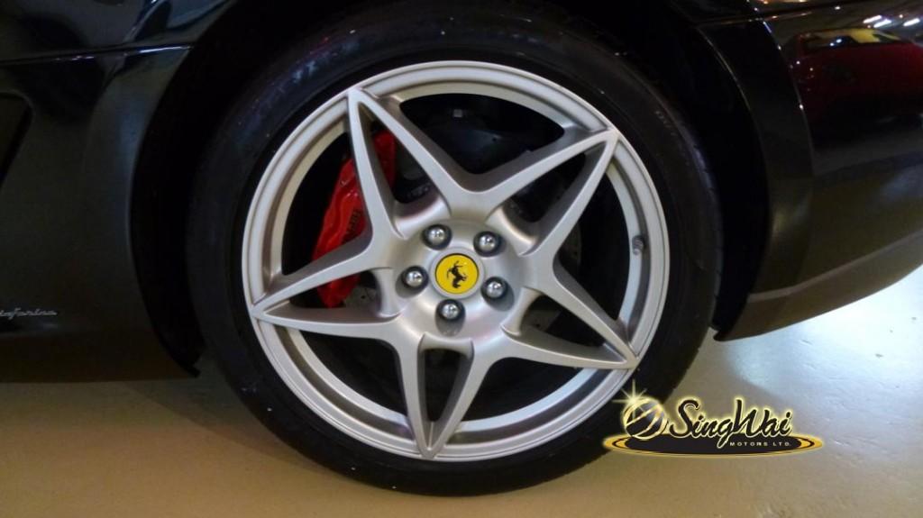 2009 599 GTB FIORANO