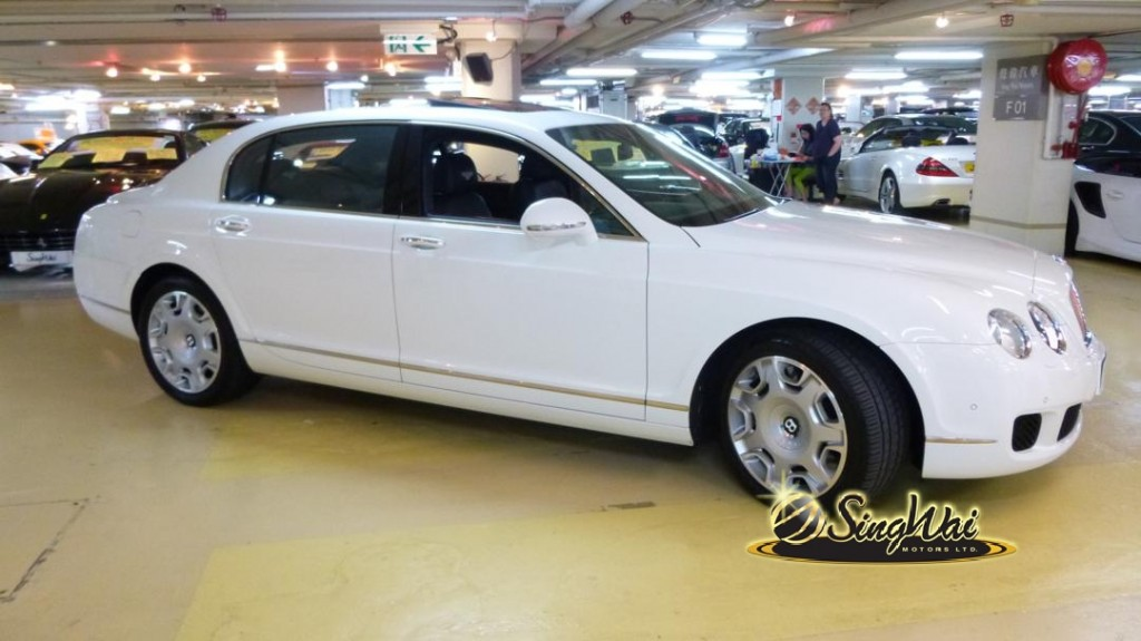 2010 Bentley Flying Spur