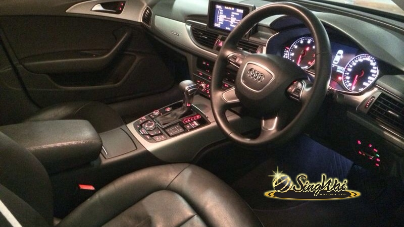 2011 Audi A6 FSI Quattro