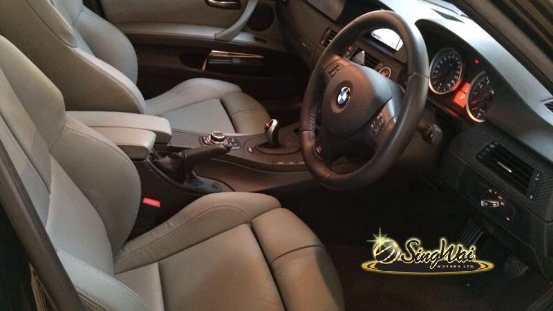 2010 BMW M3 DCT Saloon