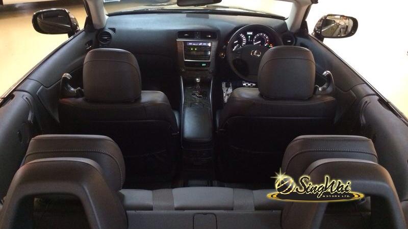 2009 Lexus IS250C