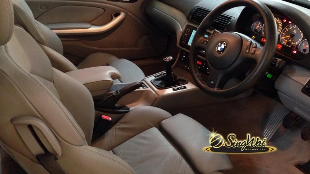 2005 BMW M3 Maunal