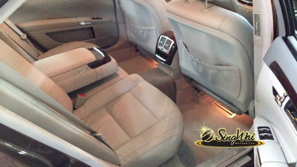 2010 M. Benz S350L Exclusive Edition