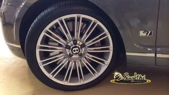 2010 Bentley Continental Flying Spur  51 Series