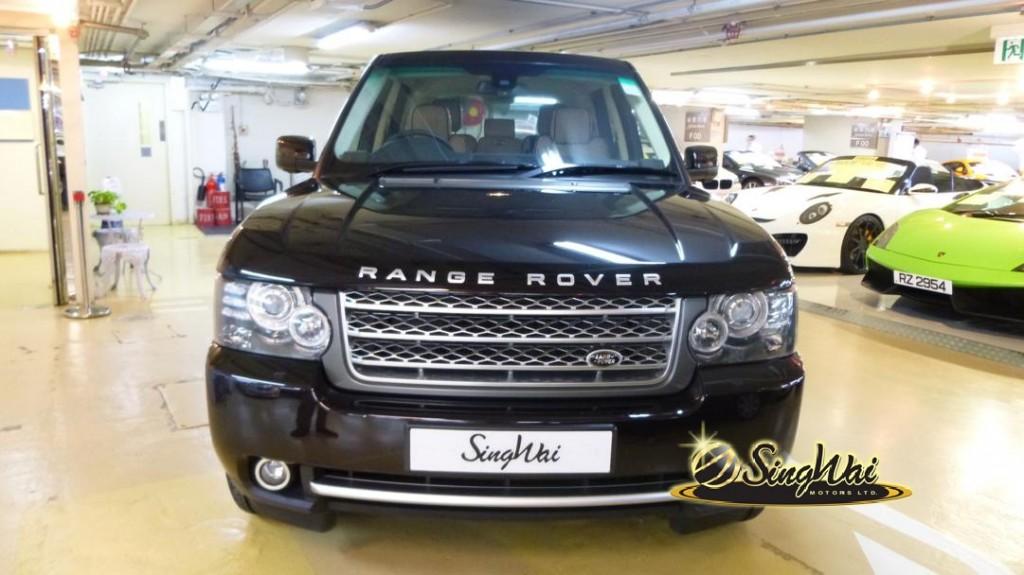 2010 Range Rover 5.0 S/C
