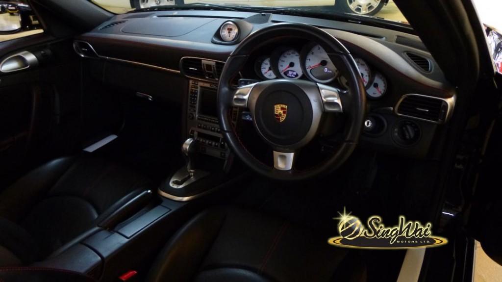 2008 Porsche 997 C2S Cab 3.8