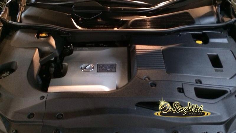 2011 Lexus RX450h HYBRID