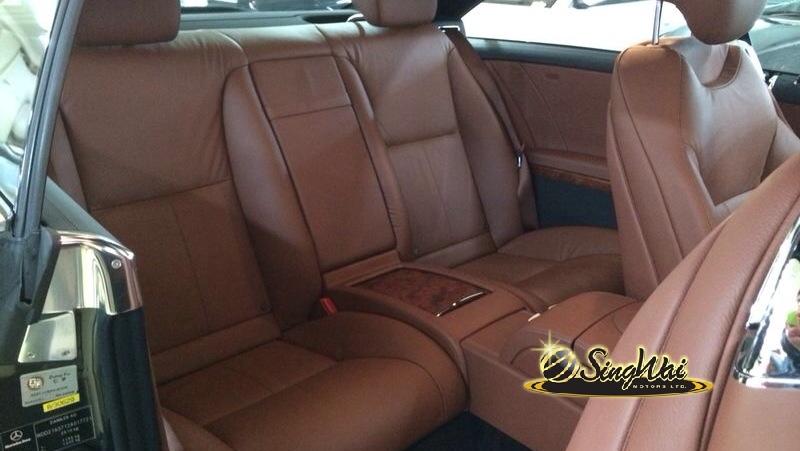 2008 M. Benz CL500