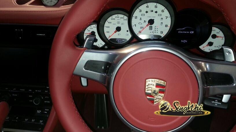 2013 Porsche 991 C4S Coupe