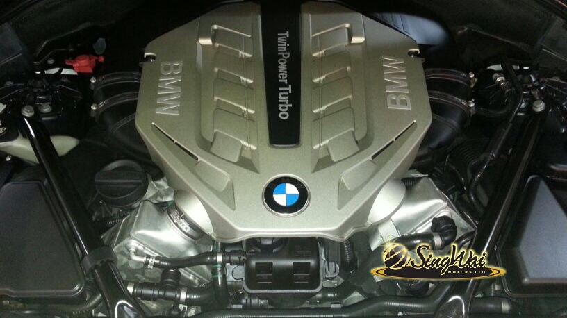 2010 BMW 550IA Gran Turismo