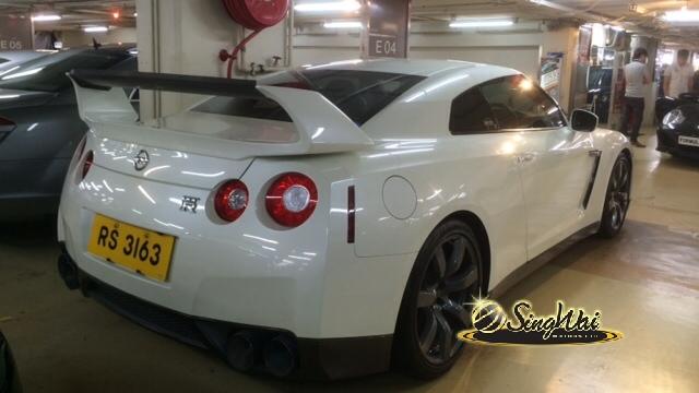 2008 Nissan GTR R35 PREMIUM