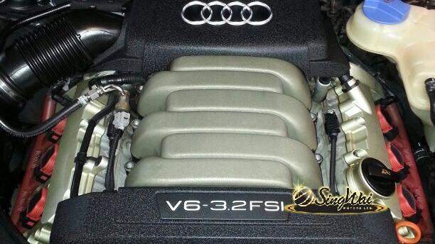 2006 Audi A6 3.2 S Line
