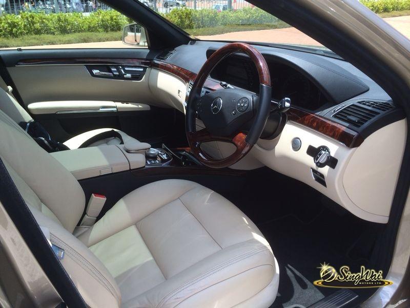 2009 M. Benz S350L