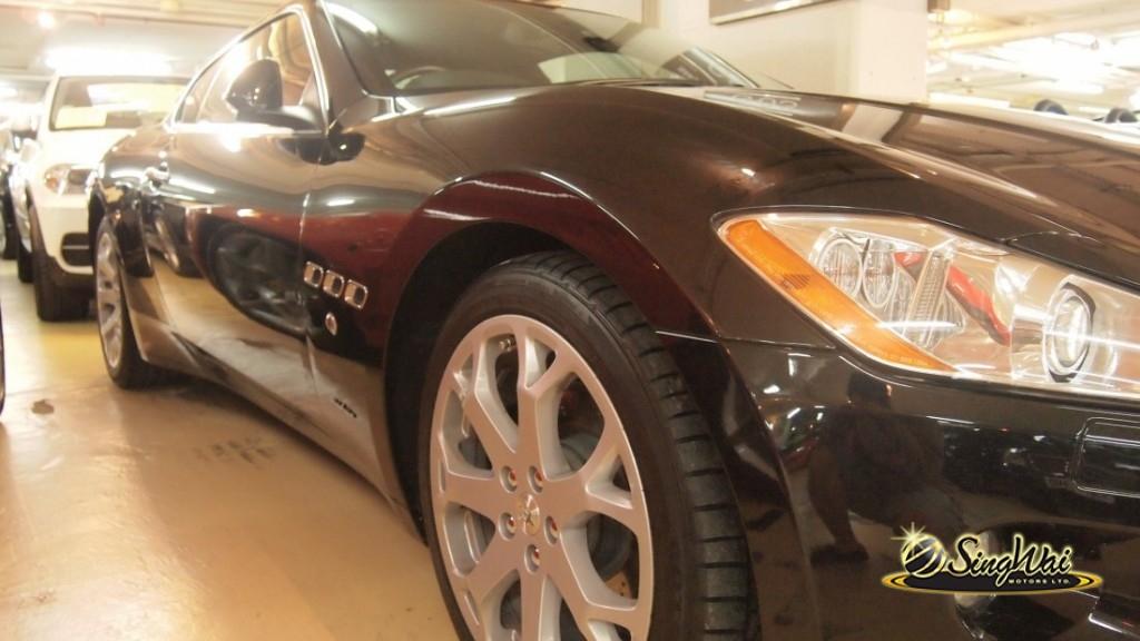 2009 Maserati Gran Turismo 4.2