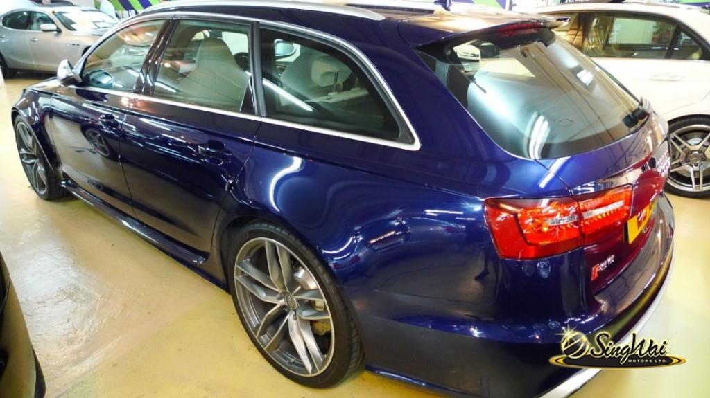 2014 Audi RS6 4.0 TFSI