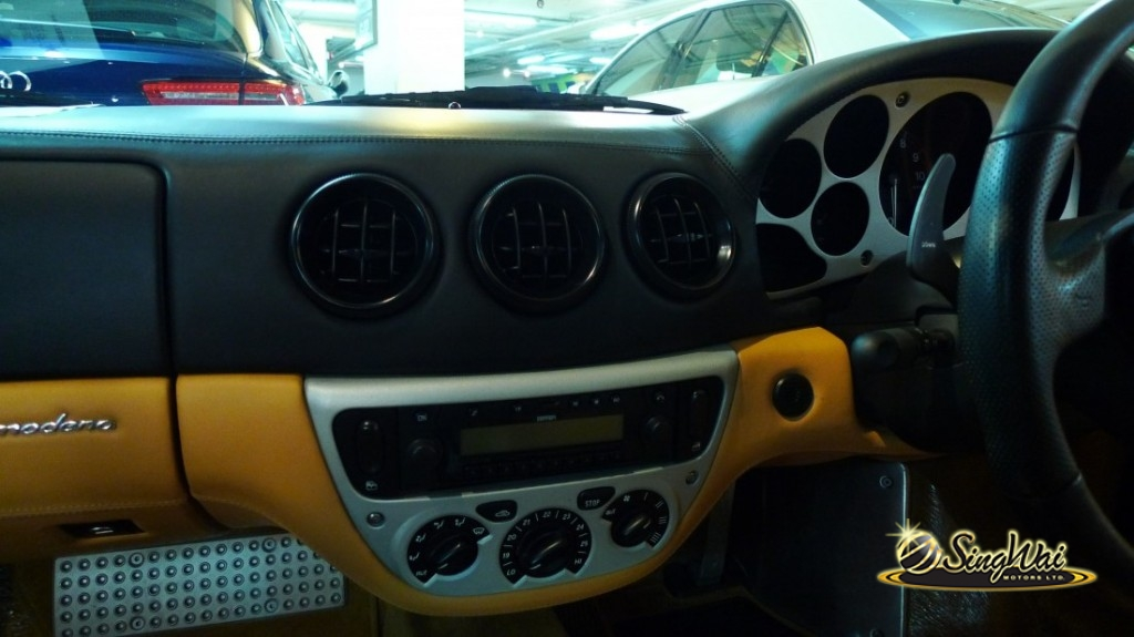2000 Ferrari 360 Modena F1