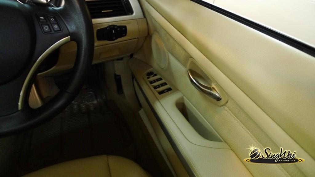 2008 BMW 335IA Cabrio