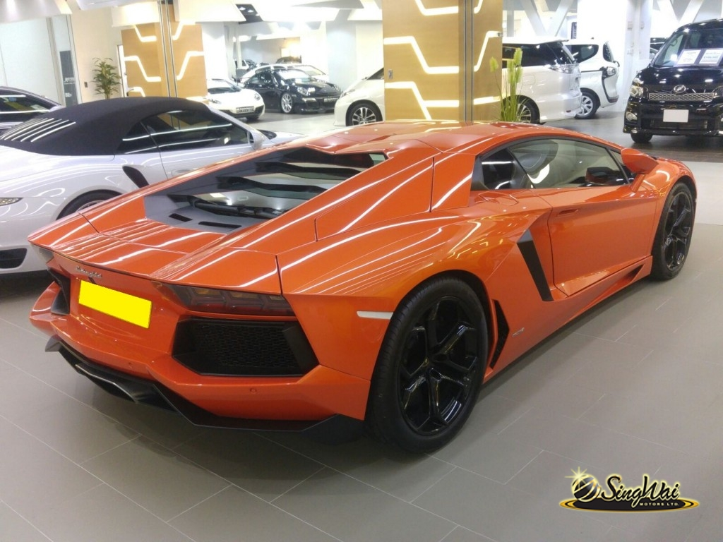 2013 lamborghini aventador lp700 4 sing wai motors. Black Bedroom Furniture Sets. Home Design Ideas